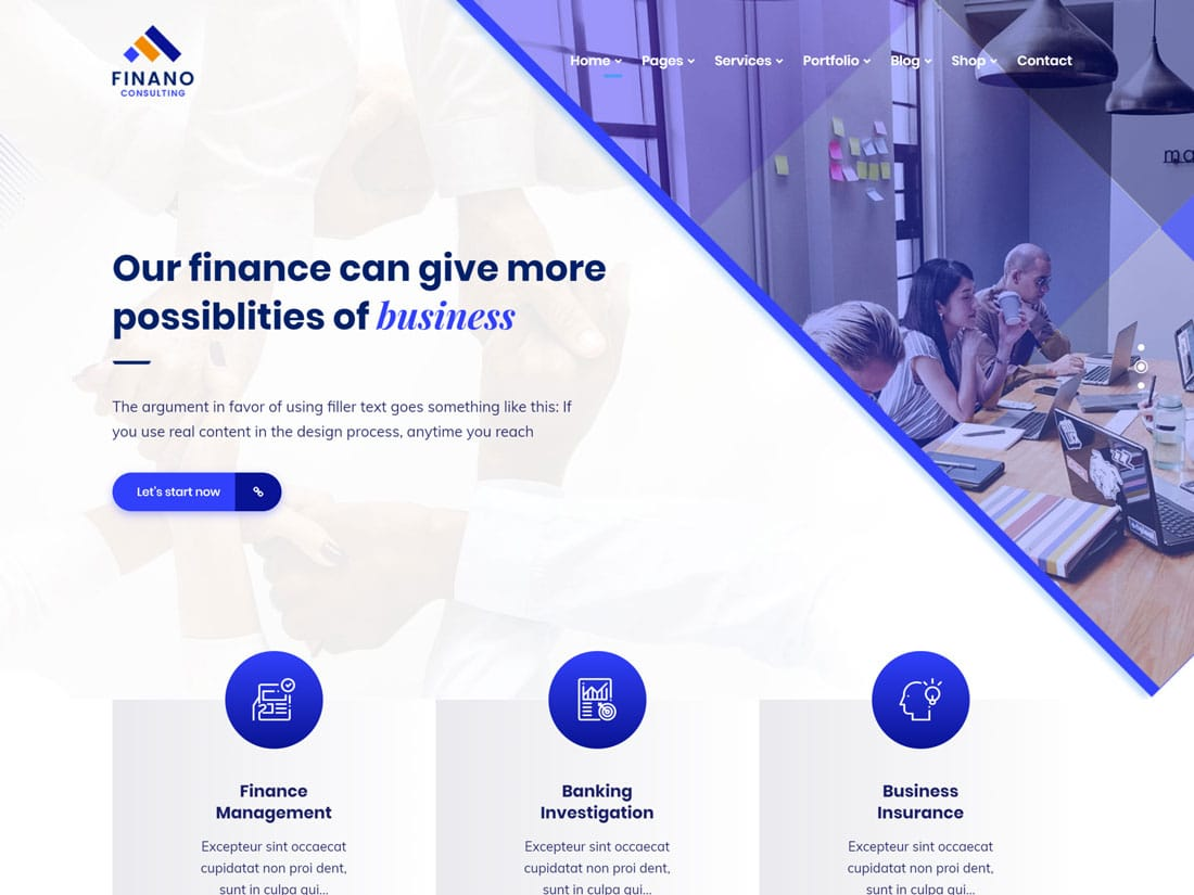 10 Best Wordpress Themes For Accountants 2021 Athemes