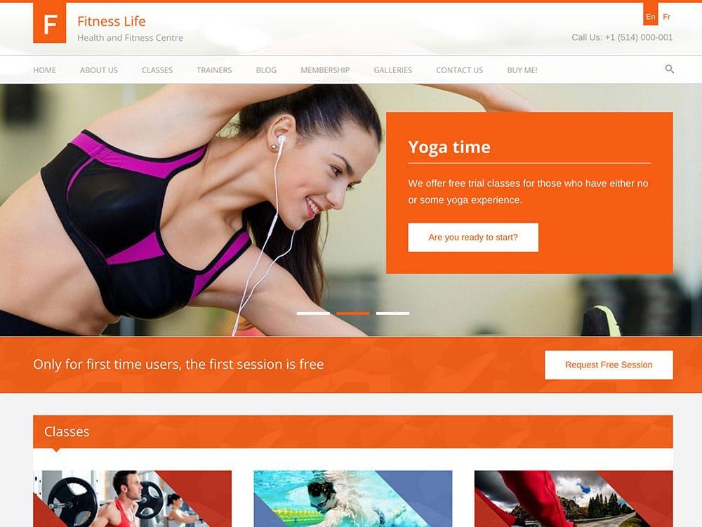 fitnesslife-theme