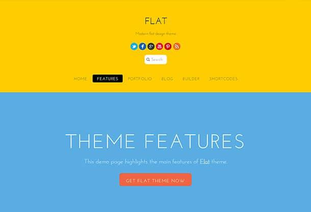 flat-theme