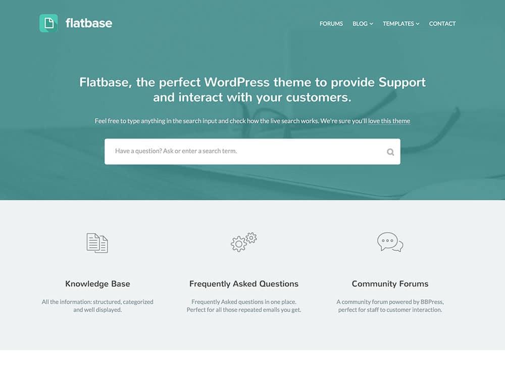 flatbase-knowledge-base-theme