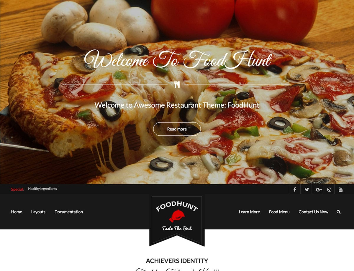 foodhunt-restaurant-wordpress-theme
