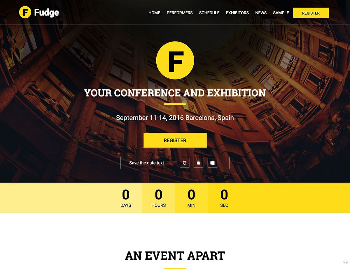 fudge-wordpress-event-theme