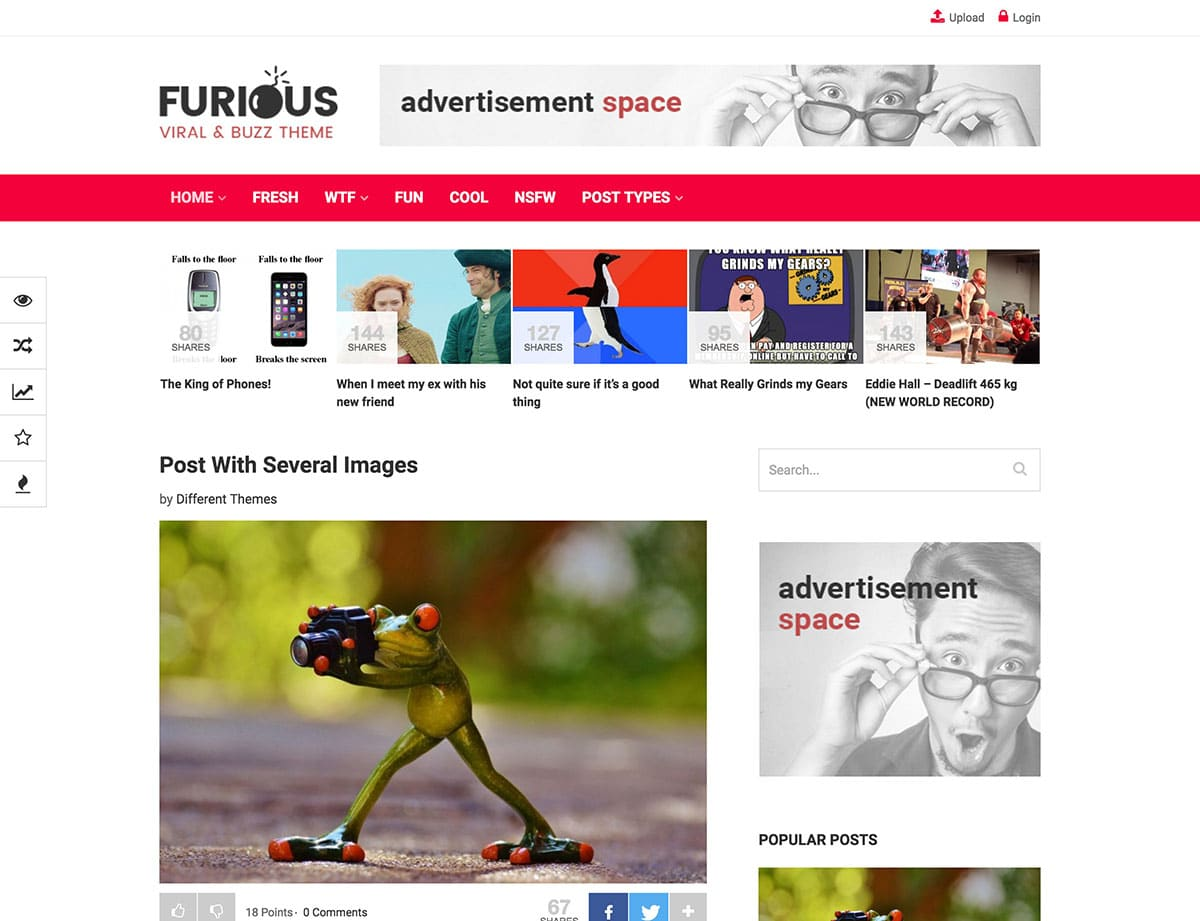 furious-viral-wordpress-theme