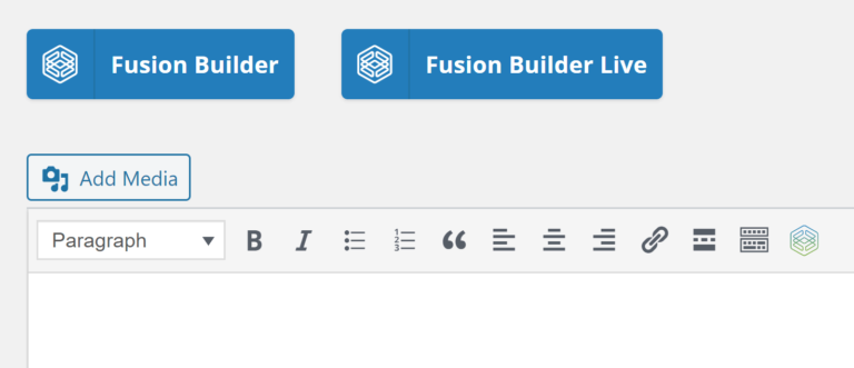 Launching Fusion Builder