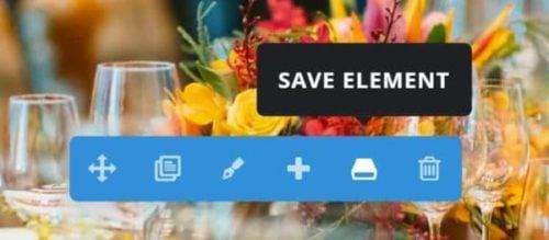 Save Element