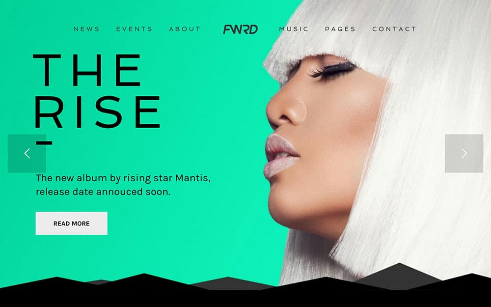 fwrd-music-wordpress-theme
