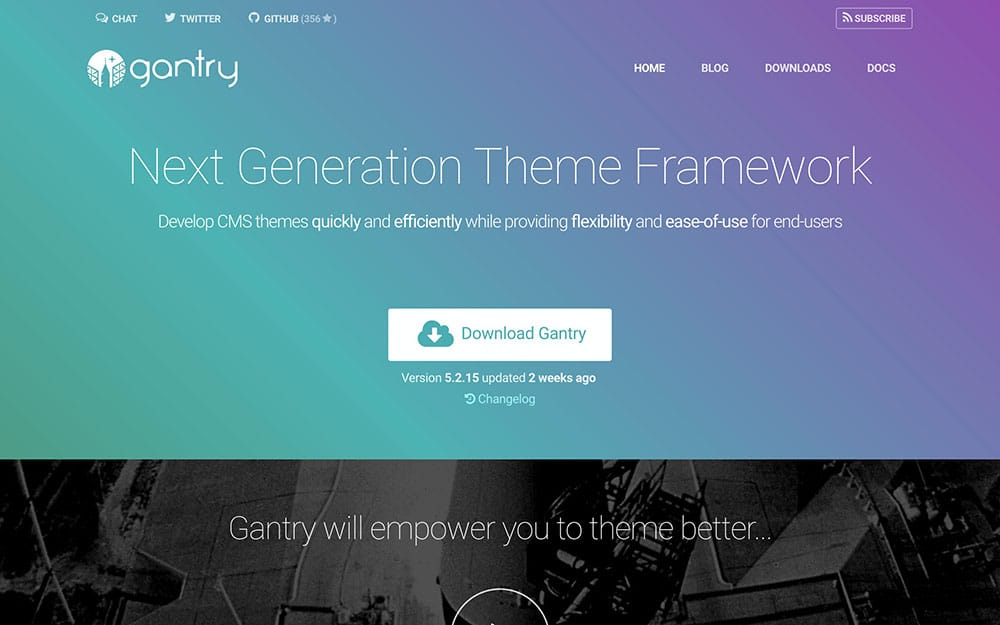 gantry-theme-framework