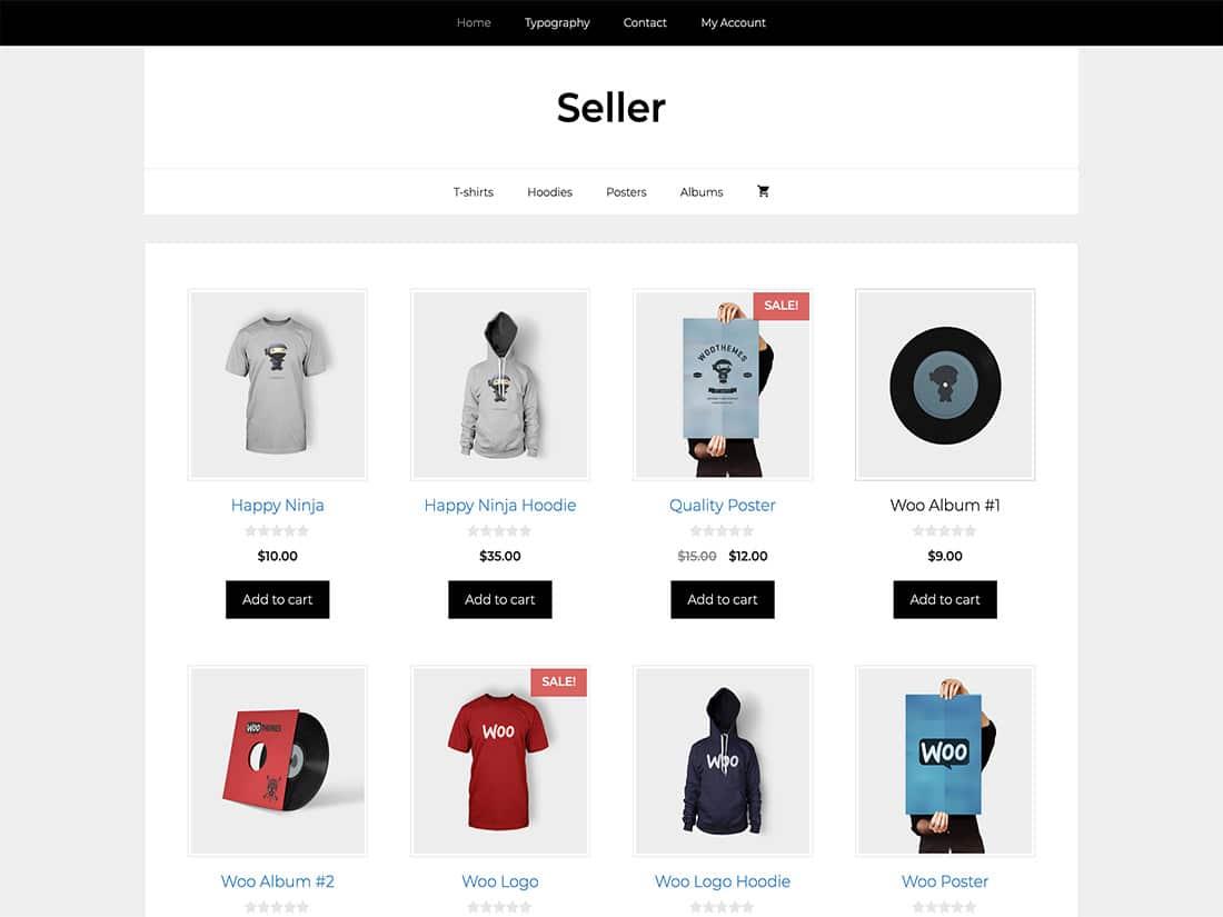 What Helps make WooCommerce The Best Ecommerce System? Generalpress-seller-ecommerce-wordpress-theme