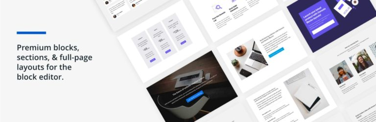 Genesis Blocks WordPress plugin