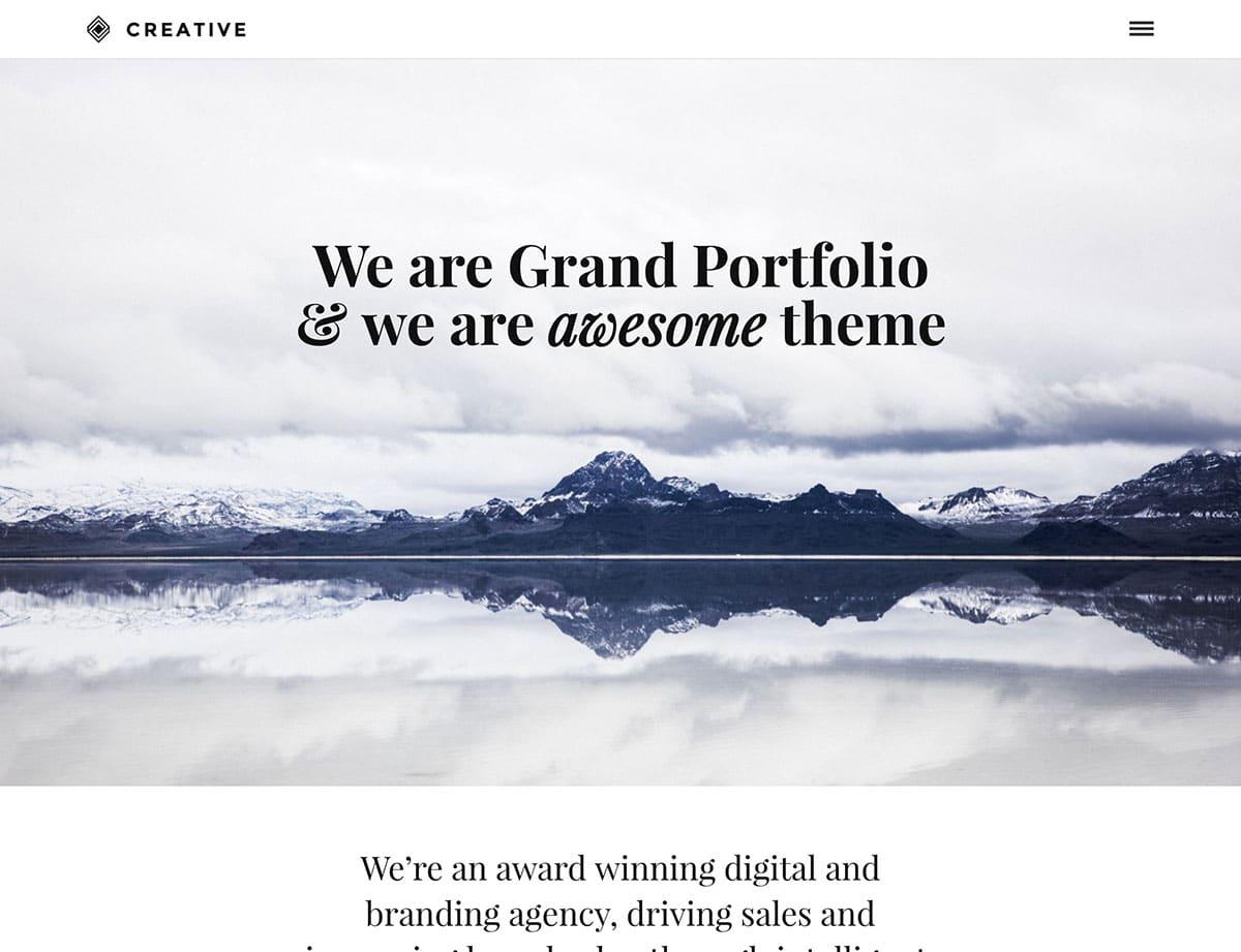 grand-portfolio-wordpress-theme