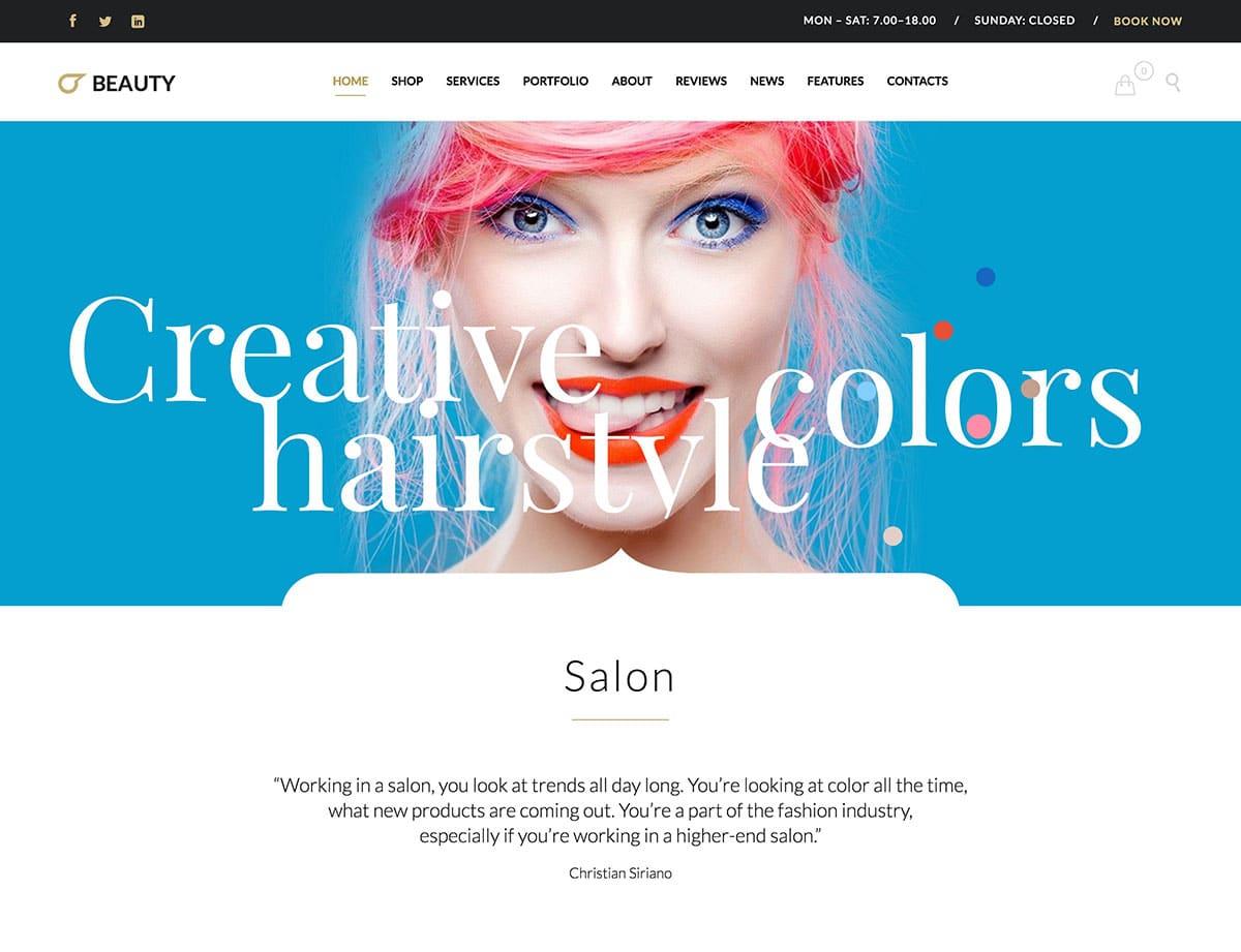 hair-beauty-theme