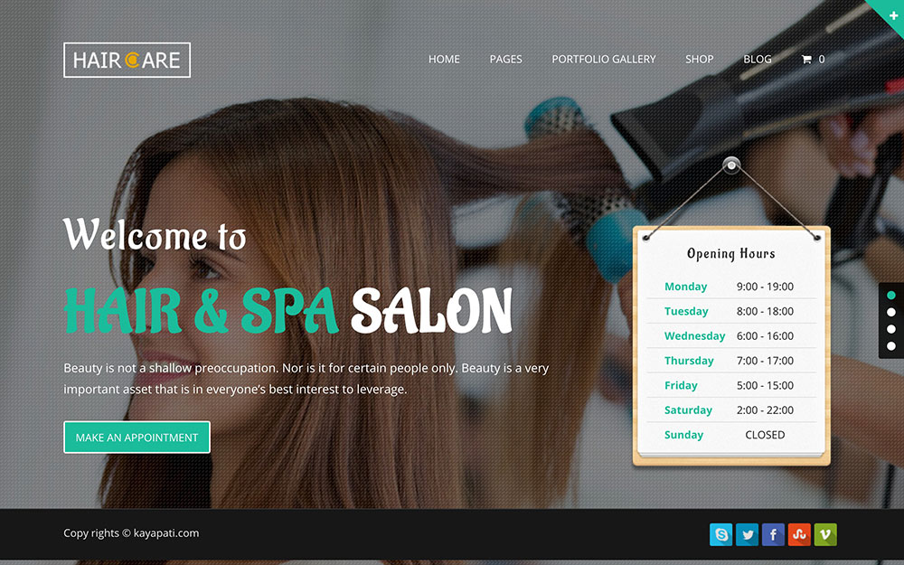 hair-care-wordpress-theme