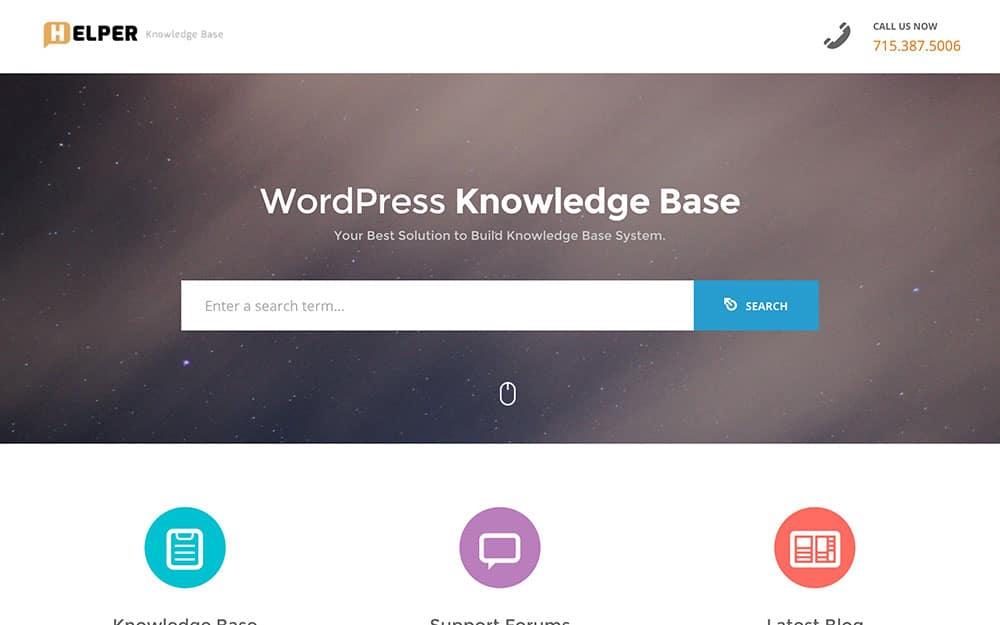 helper-wordpress-knowledge-base-theme