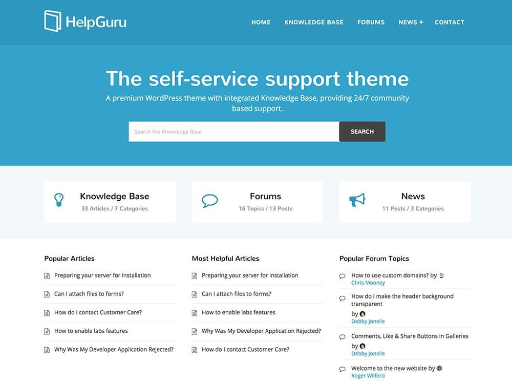 helpguru-knowledge-base-wordpress-theme
