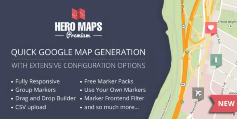Hero Maps