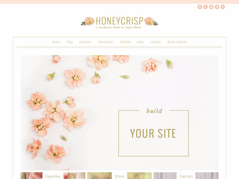 honeycrisp-wordpress-theme