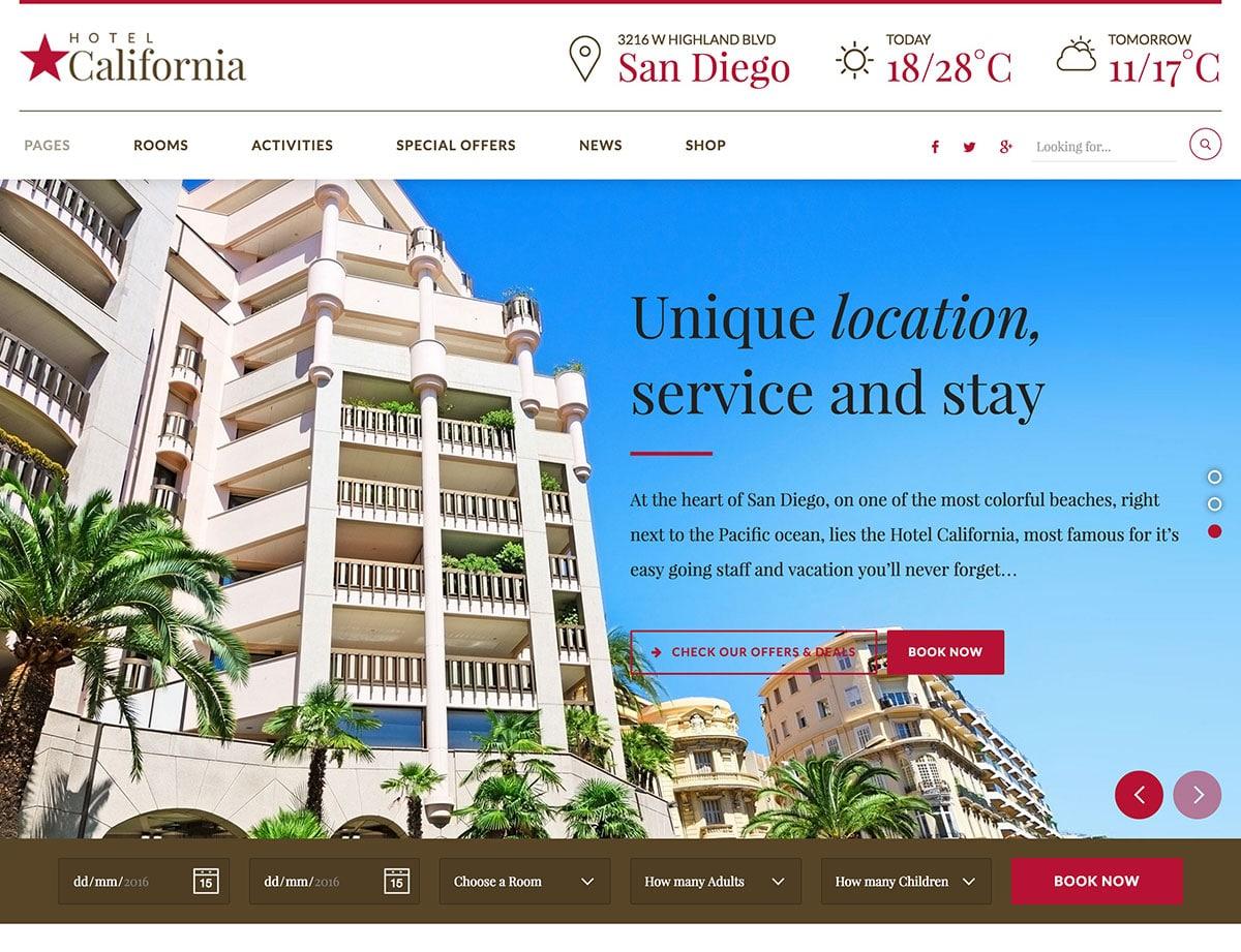 hotel-california-theme