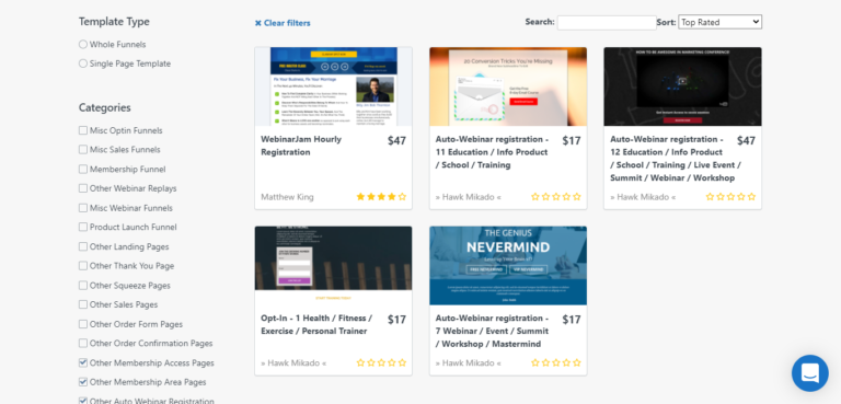 ClickFunnels courses and memberships