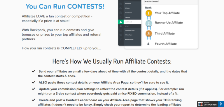ClickFunnels affiliate marketing