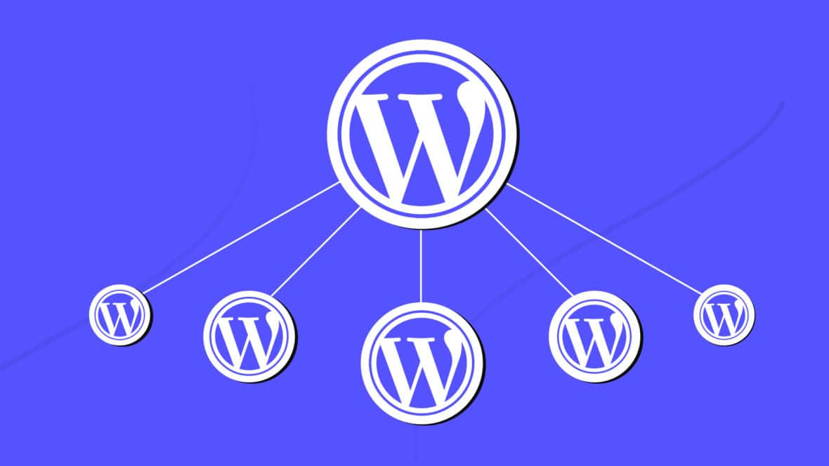 How to Install and Set Up a WordPress Multisite Network, featured image
