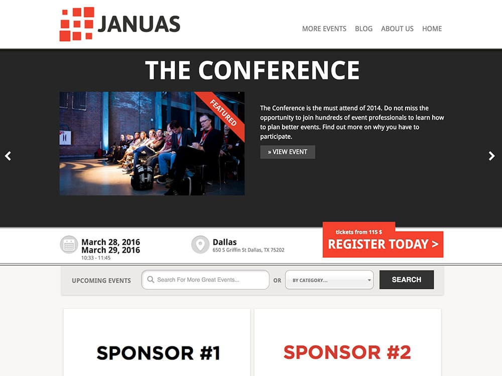 januas-event-wordpress-theme