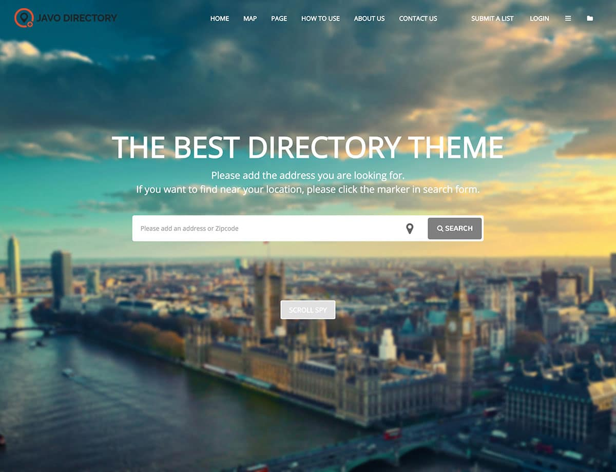 javo-directory-wordpress-theme