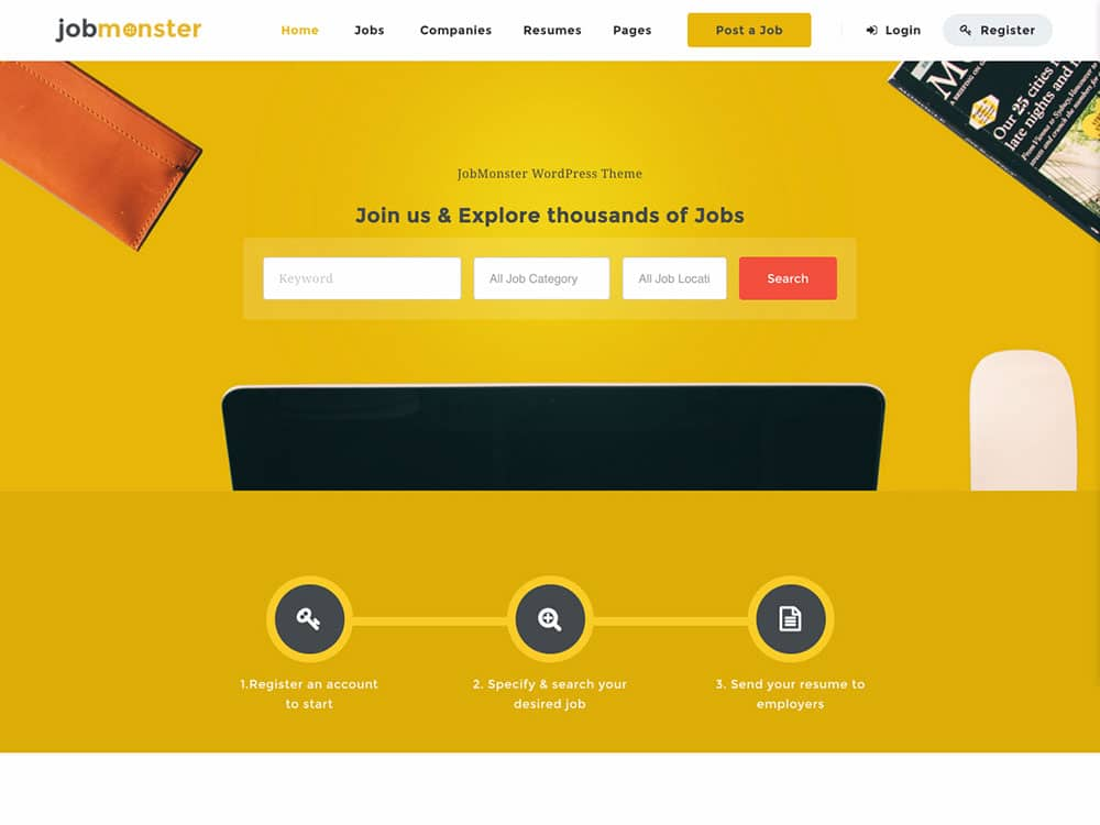 jobmonster-job-board-wordpress-theme