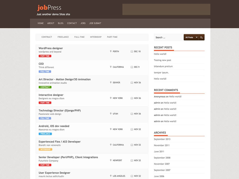 jobpress-theme