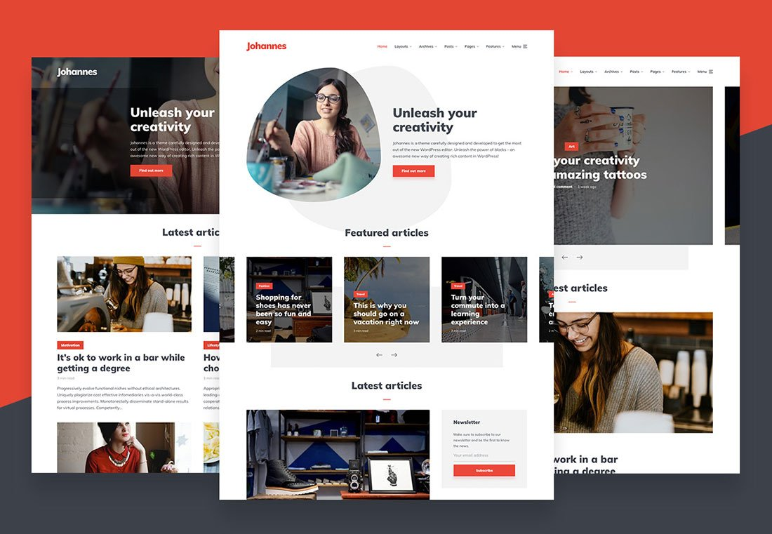 35 Best Personal Blog Wordpress Themes 2021 Athemes