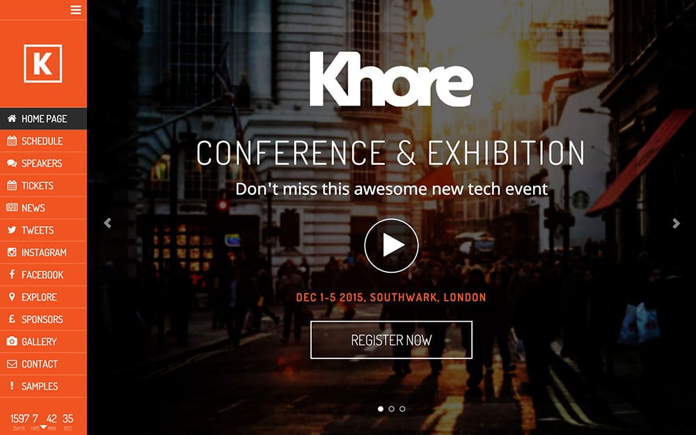 khore-wordpress-event-theme
