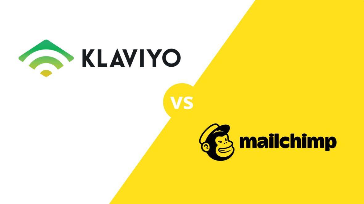 Klaviyo vs Mailchimp, featured image