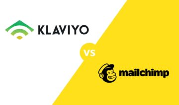 Klaviyo vs Mailchimp, featured image