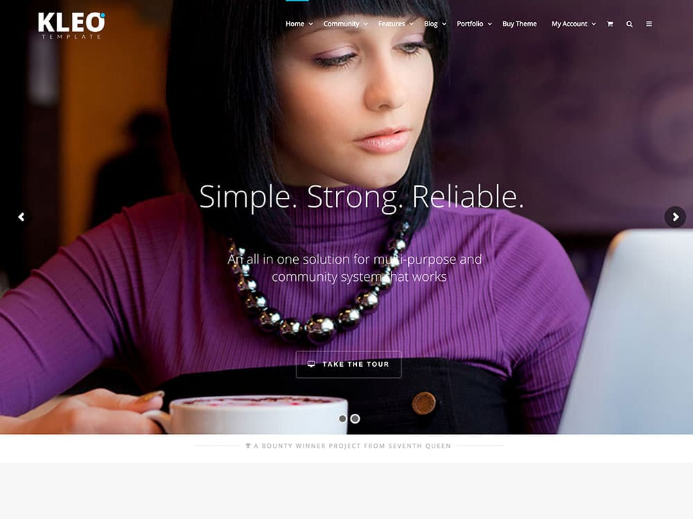 kleo-community-theme