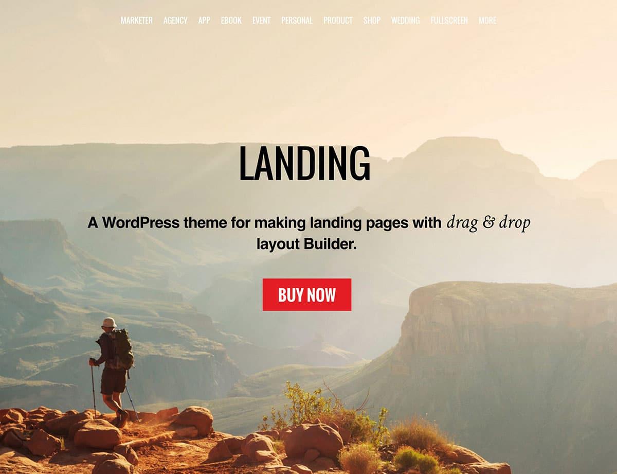 landing-wordpress-theme
