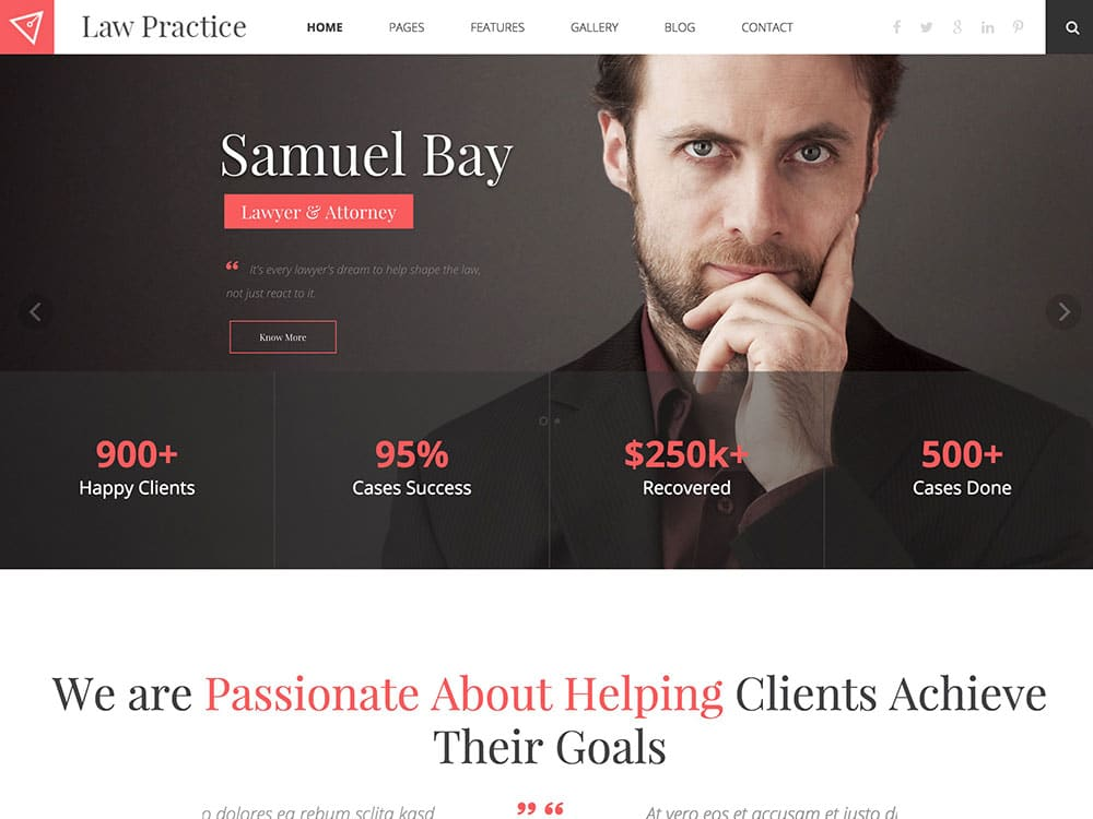 law-practice-wordpress-theme