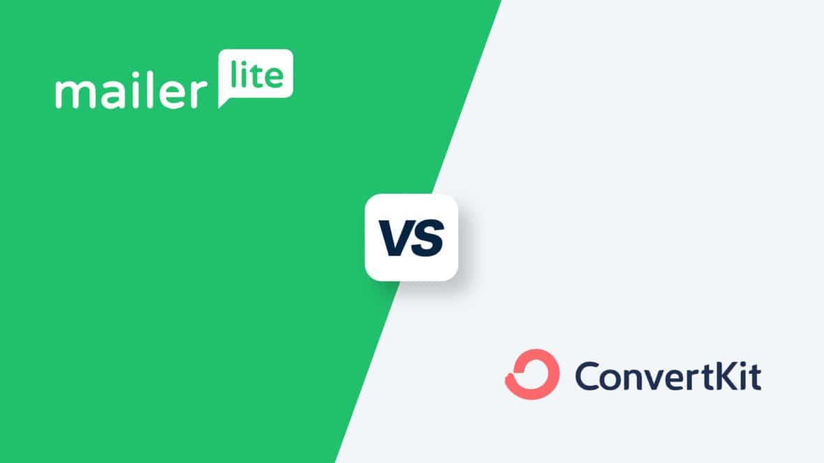 MailerLite vs ConvertKit