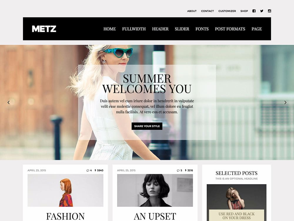 metz-fashion-magazine-theme