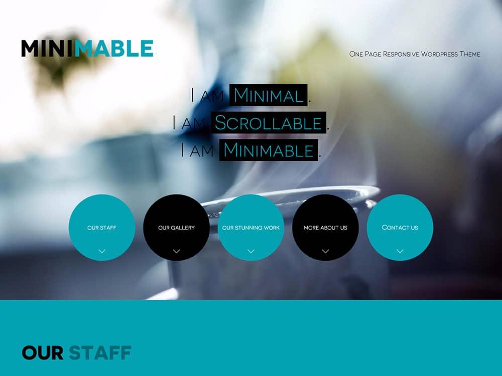 minimable-theme
