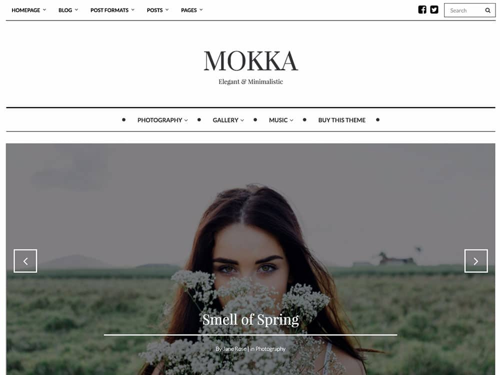 mokka-wordpress-theme