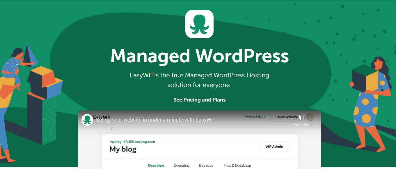 Namecheap WordPress hosting.