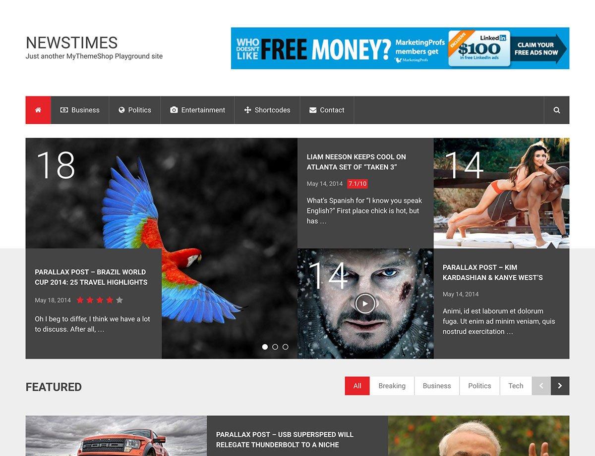 newstimes-wordpress-themes
