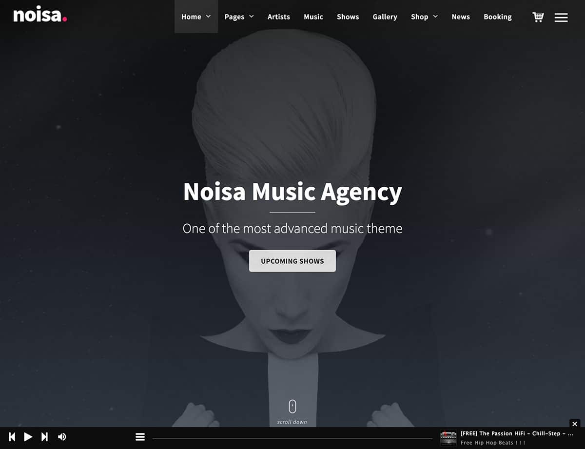 noisa-music-theme