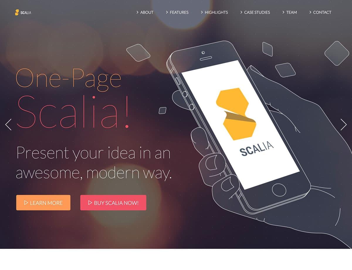 one-page-scalia-theme