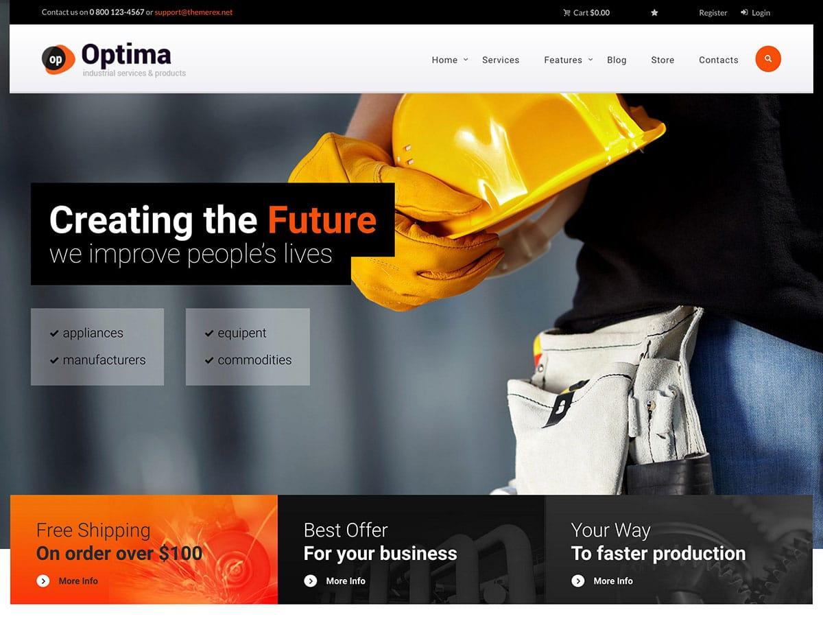 optima-industrial-wordpress-theme