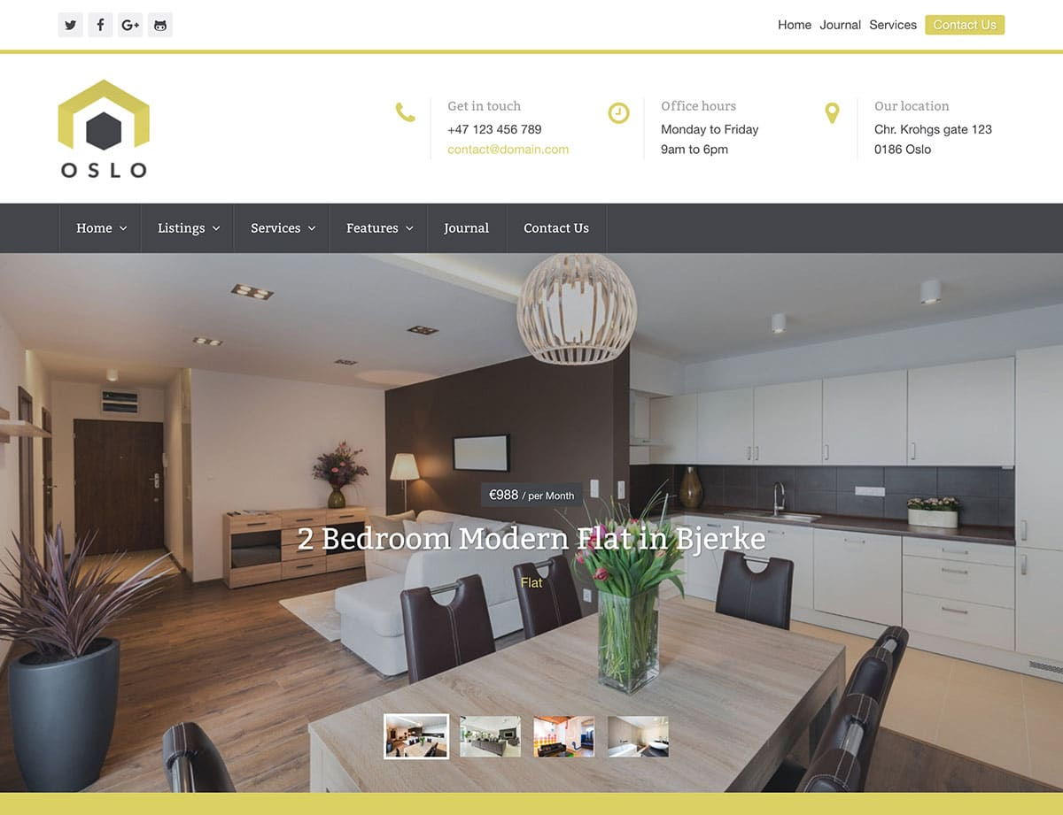 oslo-wordpress-real-estate-theme