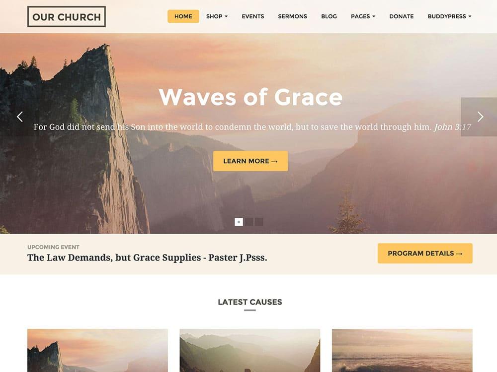 our-church-theme