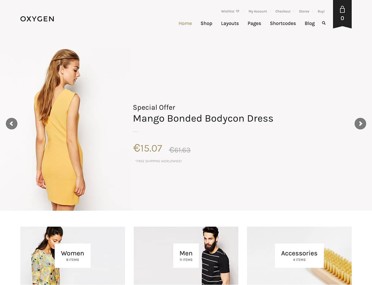 oxygen-woocommerce-wordpress-theme