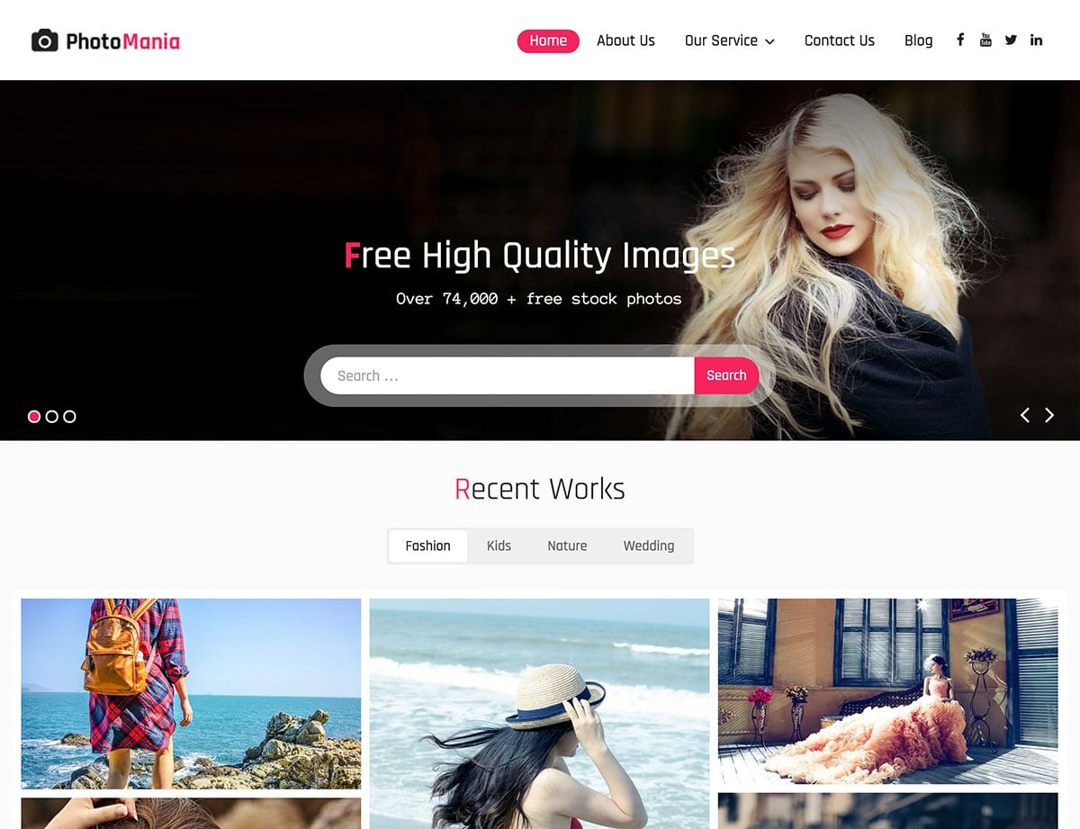 photomania-wordpress-photography-theme