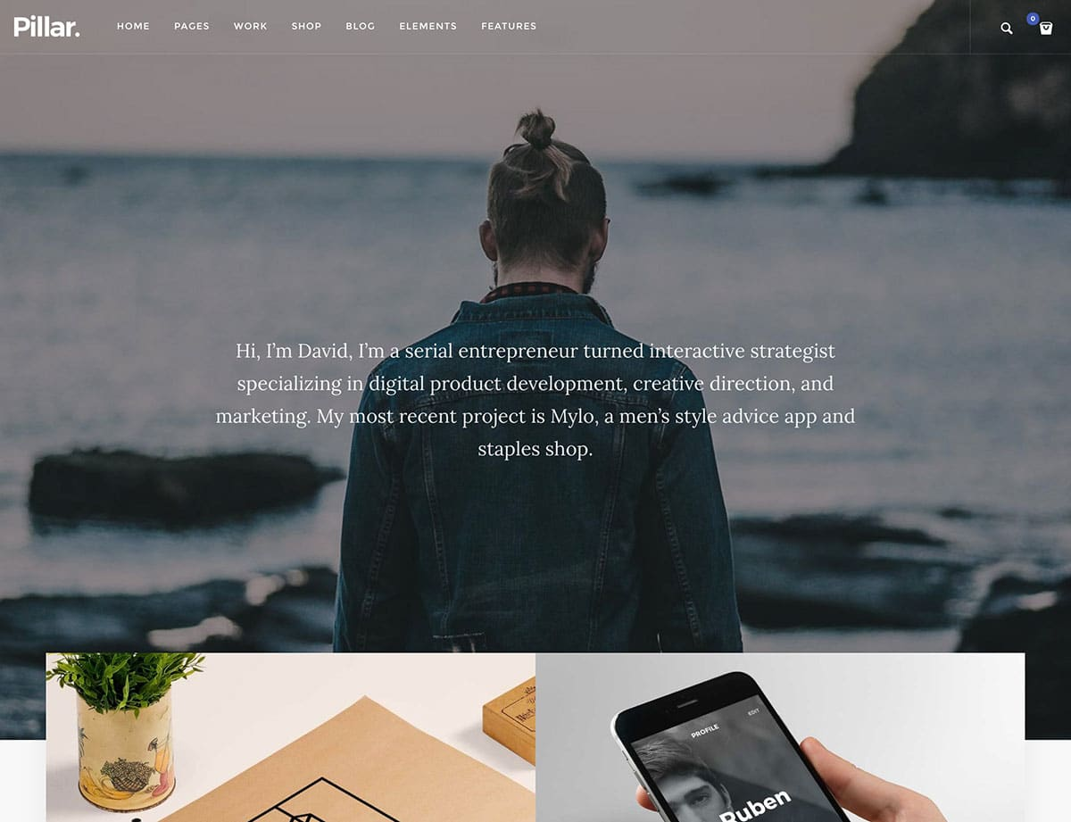 pillar-personal-portfolio-wordpress-theme