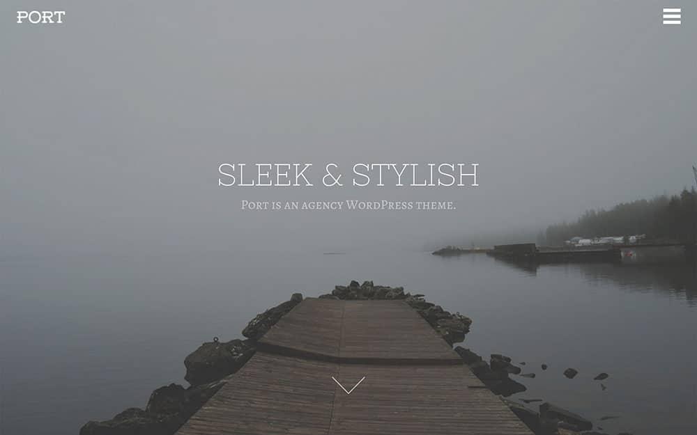 port-agency-wordpress-theme